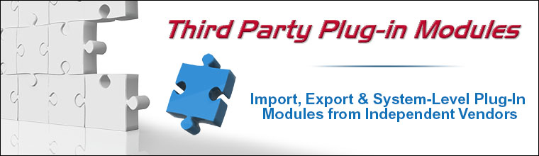 third party plug in modules