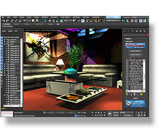 Okino's 3D Converters and Translators for Autodesk 3ds Max (CAD