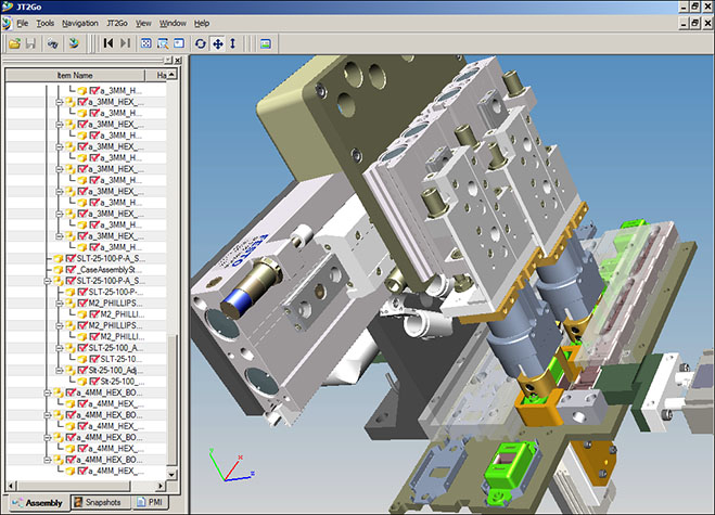 Okino 39 S 39 Jt 39 Cad Assembly Part File 3d Export Converter