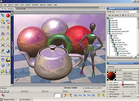 Okino Polytrans v4.3.8 برنامج تصميم ثلاثي الأبعاد لمن يهوى التجربه روابط متنوعة